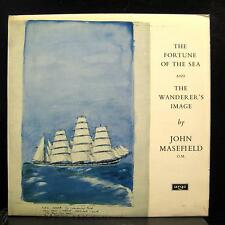 JOHN MASEFIELD the fortune of the sea LP Mint- RG 230 UK Argo Mono  Vinyl 1962