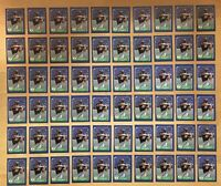 Jose Canseco Rookie 1986 Fleer Mini #87 Lot Of 60 Mint