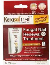 Nail Kerasal Fungal Renewal Treatment Odorless Supply 3 Month 10ml Box issues