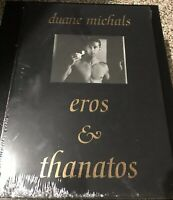 Eros & Thanatos - By Duane Michals - First Edition - Photography - Hardcover