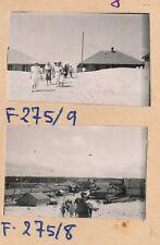 VIEUX BOUCAU c. 1935 - 8 Photos Plage Église Landes - Pl 671