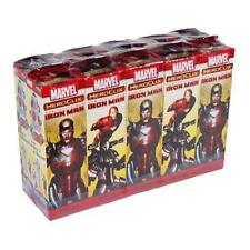 Marvel HeroClix Invincible Iron Man Booster Brick 10 Packs by WizKids WZK 70840