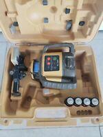 Topcon RL-H5A Construction Laser Level w/ LS-80L Receiver (No Measure Or Tripod)