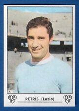 FIGURINE FOOTBALLEURS PANINI 1964/65 - RÉCUPÉRATION - PETRIS - LAZIO