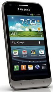 Samsung Galaxy Victory SPH-L300 Silver Sprint Smartphone CLEAN IMEI