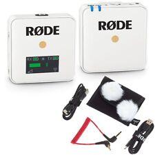 Rode Wigo WH Wireless Go Bianco senza fili Mikrofon-funksystem