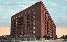 c.1910  Butler Bros. Building Dallas TX post card