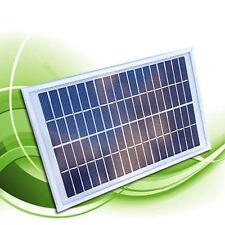 6 WATT 12V PV SOLAR PANEL POWER SYSTEM NEW