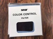 Sinar Color Control 100 Filter 82B 547.92.822 #NEU#
