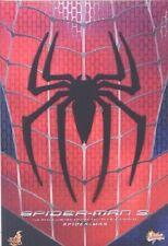 New Hot Toys Movie Masterpiece SPIDER MAN 3 Spider Man 1/6 Scale