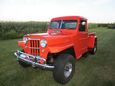 1954 Willys 4-63 Pickup