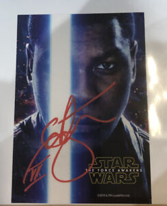 Star Wars - Royal Mail Postcard Hand Signed By Ian Whyte In Store With COA