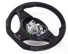 Troc Tuning aplatie ALCANTARA CUIR Volant BMW M-Power x5 e53 Panneau M,
