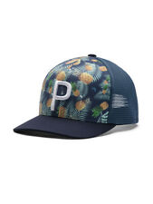 Puma Trucker 110 Pineapple Cap - Dark Denim -  Mens Polyester