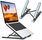 Laptop Stand  Portable Laptop Desk Holder 9 Levels Adjustable Notebook Riser
