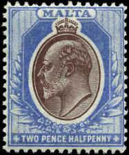 Malta Scott #35 Mint