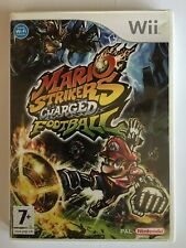 Mario Strikers Charged Football (Nintendo Wii Game) Boxed & Complete
