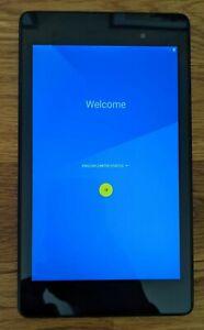 Google Nexus 7 2nd generation tablet + Original google Nexus case bundle