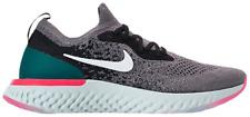 Nike Wmns Epic React Flyknit Grey Black Running Shoe AQ0070-010