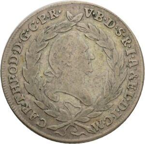 Künker: Bayern, Karl Theodor, 20 Kreuzer 1781, Madonna