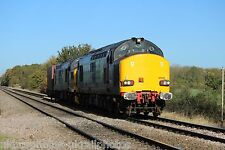 British Rail / DRS 37610 & 37218 (6V73) Rail Photo