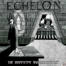 ECHELON - The Brimstone Aggrandizemet - CD ltd. DIGIPAK - DEATH METAL