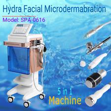 Hydra Facial Microdermabration Machine Bio current oxygen spray RadioFrequency