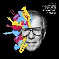KLAUS DOLDINGER'S PASSPORT - SYMPHONIC PROJECT (DELUXE EDITION)   CD+DVD NEU