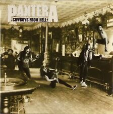 CD-PANTERA-COWBOYS FROM HELL - #a3542