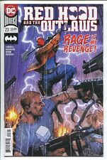 RED HOOD and the OUTLAWS #23 - TREVOR HAIRSINE ART & MAIN COVER - DC COMICS/2018