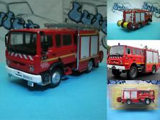 Fire truck camion pompiers bomberos Renault S180 Midliner Gallin Ixo/Salvat 1:43