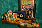 Vintage 1965 Gibson SG Standard Fool with autographed Eric Clapton Cream record for sale