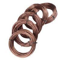 5 Sizes Bonsai Aluminum Training Wire 150g/Roll Tree Tools 1.5/2.0/2.5/3.0/3.5mm