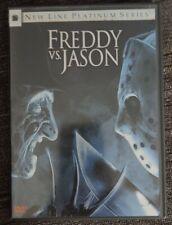 Freddy vs Jason Dvd