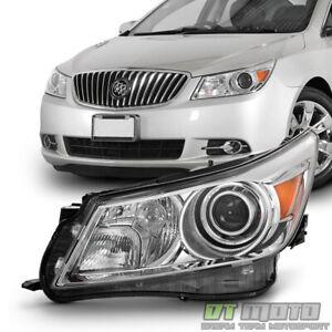 2010 2011 2012 2013 Buick LaCrosse HID Model Headlight Headlamp Left Driver Side