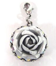 Modeschmuck-Halsketten & -Anhänger aus Aluminium mit floralen Themen für Damen
