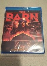 NEW!!! The Barn Special Edition Blu-ray- Halloween Cult Classic