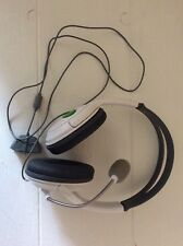 2 X Box 360 Head Phones- 1 new/1 used