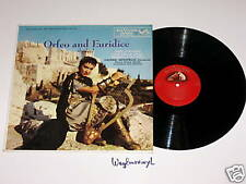 GLUCK - ORFEO & EURIDICE (ABRIDGED) -PIERRE MONTEUX- LP