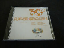 70'S SUPERGROUPS ULTRA RARE SEALED CD! CHICAGO CANNED HEAT TAVARES JUICY LUCY
