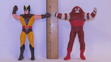Just Toys Marvel Comics Wolverine and Juggernaut