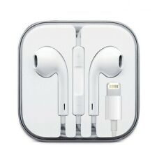 Auriculares con micro compatibles con iPhone 7,8,X,XS,XR,11 Cable Lightning