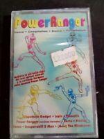 MUSICASSETTA INCELOFANATA POWER RANGER DANCE COMPILATION DISCOMAGIC
