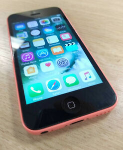 Apple iPhone 5c - 16GB - Pink (Unlocked) A1507 (GSM)