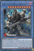 ♦Yu-Gi-Oh!♦ Peine, Roi Supreme de l'Armageddon (Rituel) : CYHO-FR030 -VF/Rare-