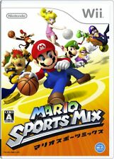 Mario Sports Mix Wii Nintendo Nintendo Wii From Japan