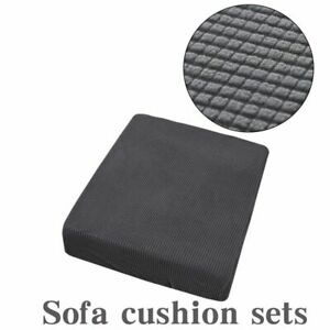 3 Seater Waterproof Stretchy Sofa Seat Cushion Cover Couch Slipcovers Protector