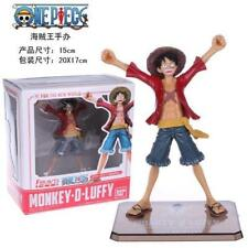 """Cool![ONE PIECE] New World 2 Years Later Monkey D Luffy Pvc figure Toy 6"""""""