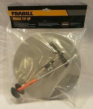 """NEW FRABILL 1670 ICE FISHING ROUND 10"""" TIP-UP"""