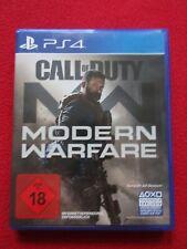 Call of Duty: Modern Warfare Playstation 4 wie NEU Shooter Blitzversand